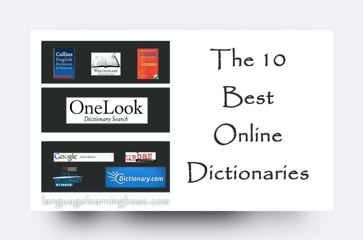 english to english dictionary online free