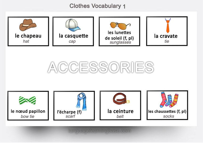vocabulary flashcards