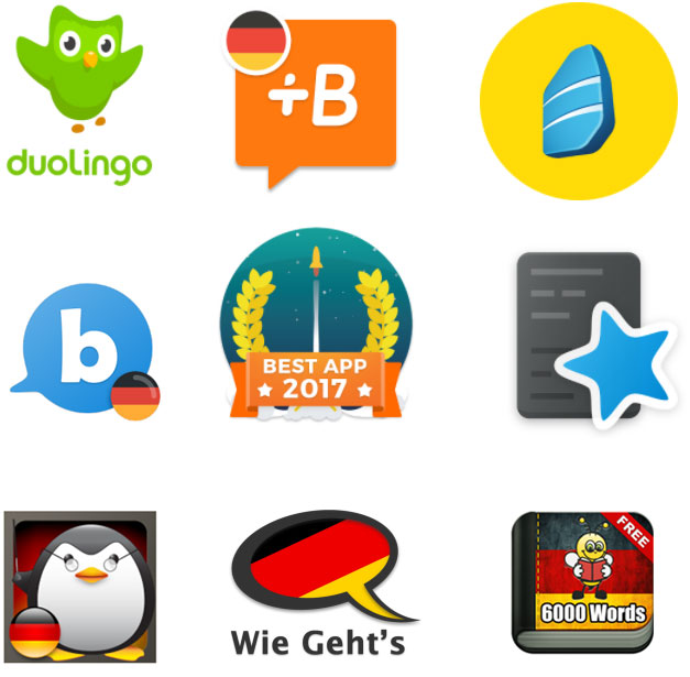 Learn German in just 5 minutes a day. For free.