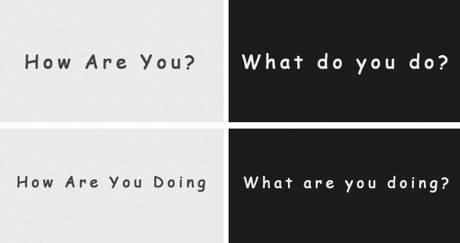 Difference between how are you and how are you doing difference the two phrases how are you and how are you doing are commonly used as part of a greeting m4hsunfo