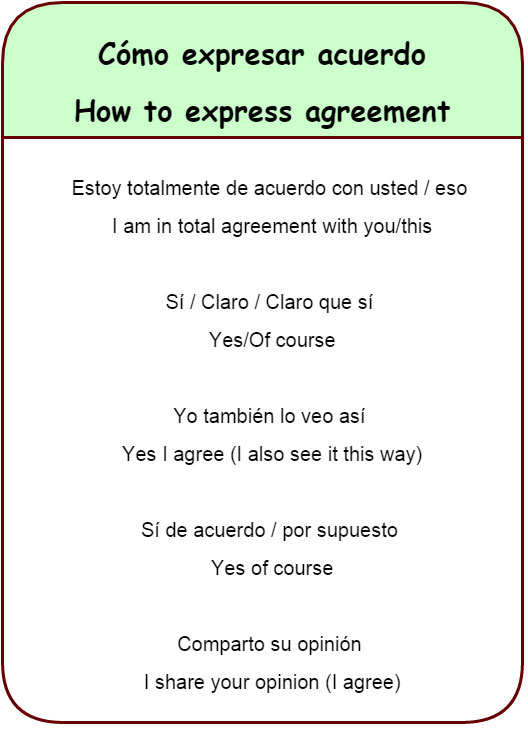 expression english how to begin